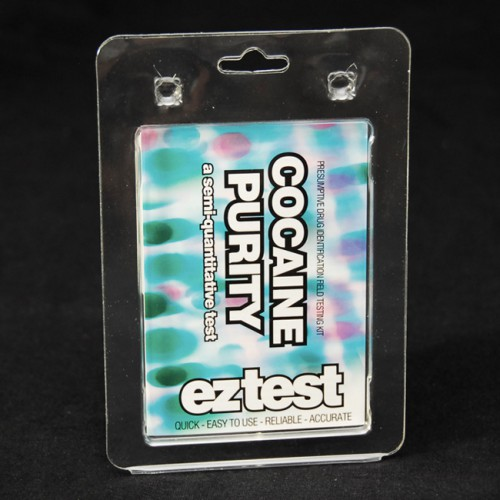 Altered State Leiden - EZ Test Cocaine Purity