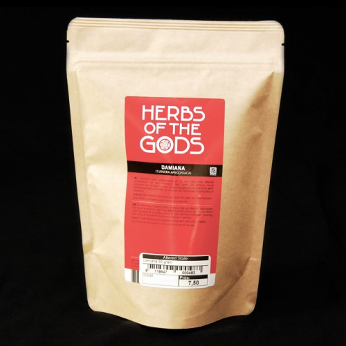 Altered State Leiden - Herbs Of The Gods - Damiana