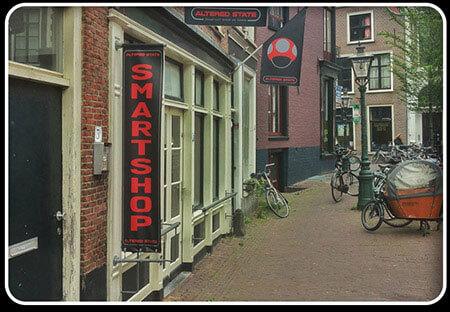 Openingstijden - Altered State Leiden