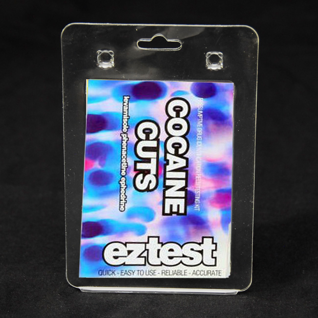 Altered State Leiden - EZ Test Cocaine Cuts